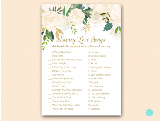 bs530p-disney-love-songs-match-gold-blush-bridal-shower-game