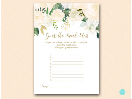 tlc530-sweet-mess-card-blush-and-gold-baby-shower-game