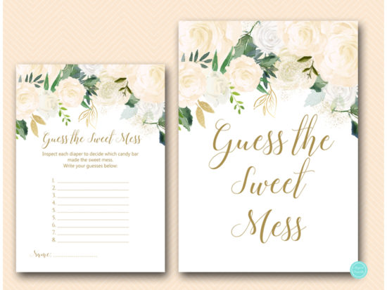tlc530-sweet-mess-sign-blush-and-gold-baby-shower-game