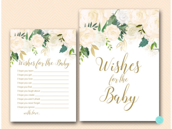 tlc530-wishes-for-baby-sign-blush-and-gold-baby-shower-game