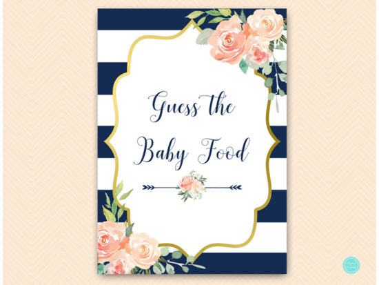 tlc536-baby-food-guessing-sign-navy-gold-baby-shower-game