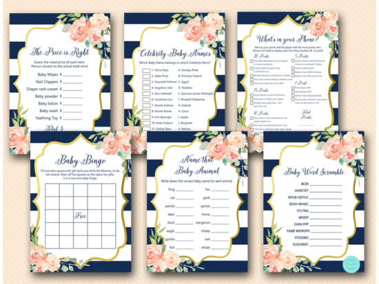 navy-stripes-gold-baby-shower-game-printable-download-pack