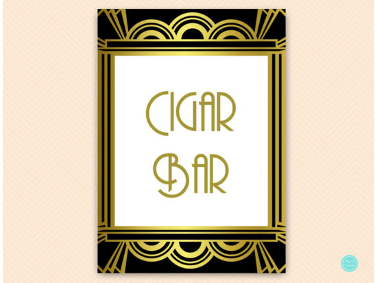 bs31-sign-cigar-bar-gatsby-roaring-twenties