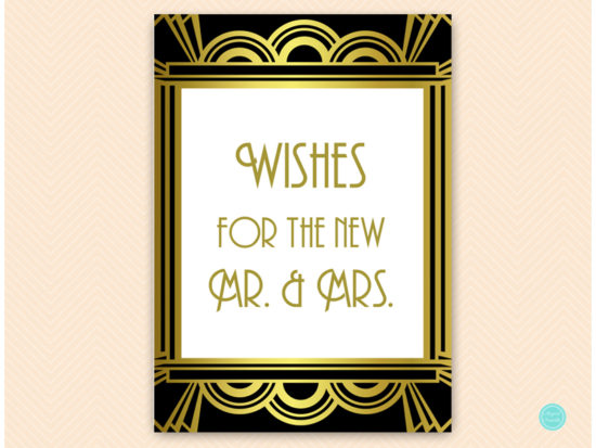 bs31-sign-wishes-for-new-mr-mrs-gatsby-roaring-twenties