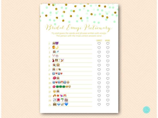 bs534-emoji-bridal-pictionary-mint-gold-glitter-bridal-shower-game