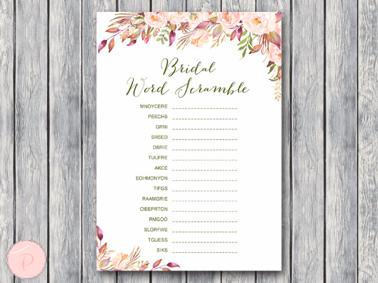 boho-floral-bridal-word-scramble