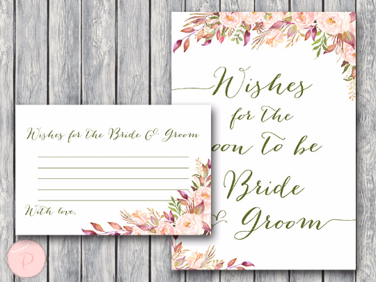 boho-floral-wishes-for-the-bride-and-groom