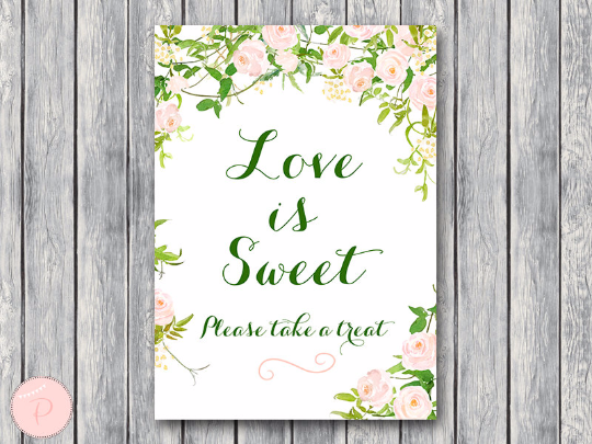 garden-love-is-sweet-take-a-treat-sign