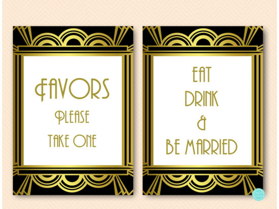 gatsby-roaring-twenties-bridal-shower-table-wedding-signs-wedding