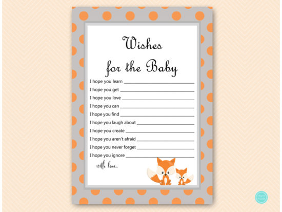 tlc542-wishes-for-baby-card-fox-baby-shower-activities