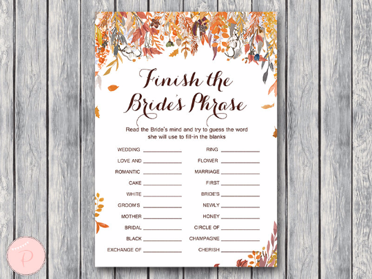 autumn-fall-finish-the-brides-phrase-game-complete-the-phrase