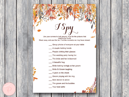autumn-fall-i-spy-wedding-scavenger-game
