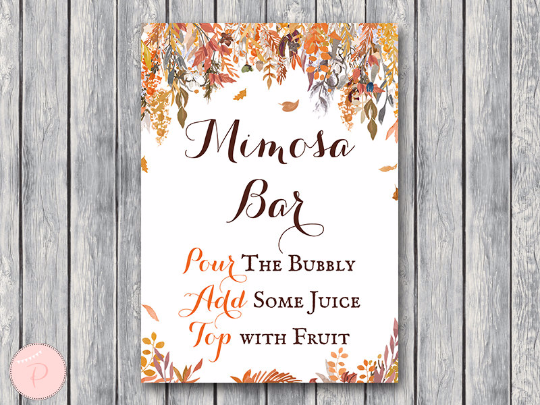 autumn-fall-mimosa-bar-sign-bubbly-bar-sign