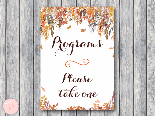 autumn-fall-wedding-programs-sign-printable