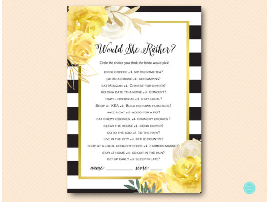 bs539-would-she-rather-yellow-flower-bridal-shower-game