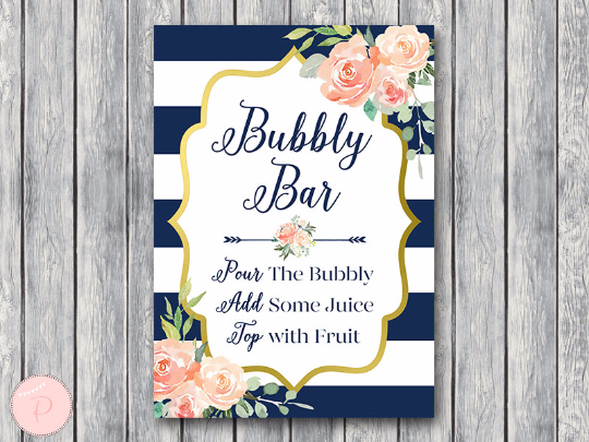 boho-navy-gold-bubbly-bar-sign-nvy