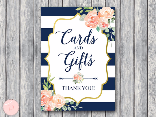 boho-navy-gold-cards-and-gifts-sign-nvy