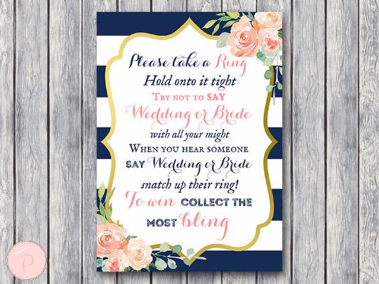 boho-navy-gold-dont-say-wedding-and-bride-nvy