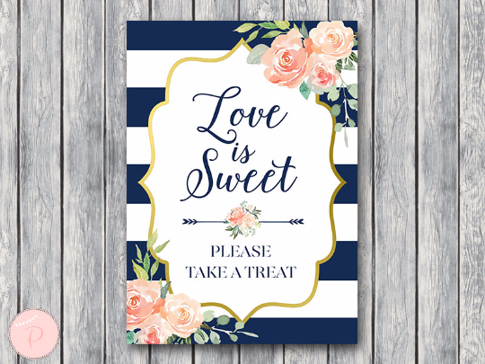 boho-navy-gold-love-is-sweet-nvy