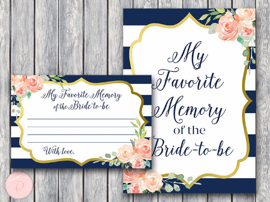 boho-navy-gold-my-favorite-memory-of-the-bride-to-be-nvy