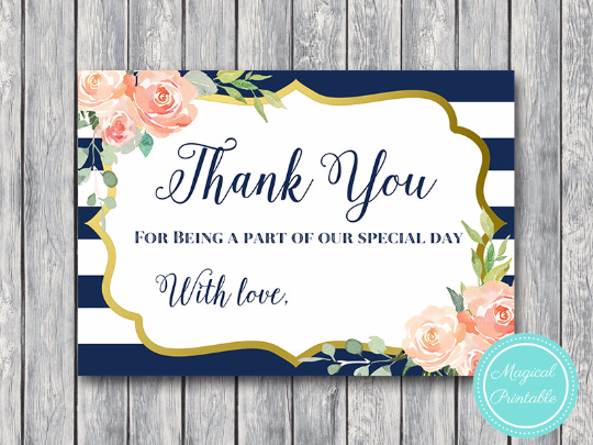 boho-navy-gold-thank-you-flat-cards-nvy