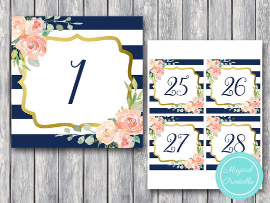 boho-navy-gold-wedding-table-numbers-nvy
