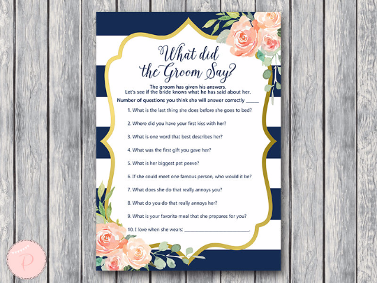 boho-navy-gold-what-did-the-groom-say-game-nvy