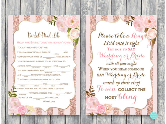 rose-gold-floral-bridal-shower-games-vows-mad-libs