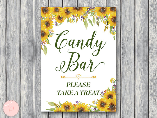 sunflower-summer-candy-bar-sign-instant-download