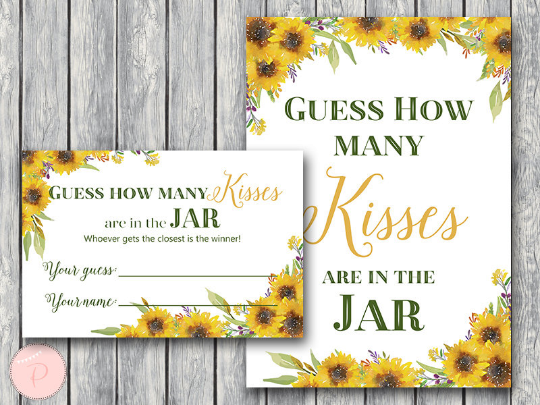 sunflower-summer-guess-how-many-kisses