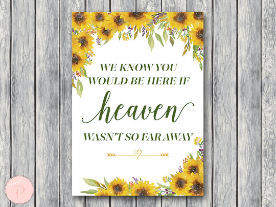 sunflower-summer-remembrance-sign-instant-download-printable