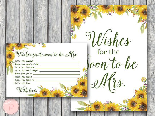 sunflower-summer-wishes-for-the-bride-to-be-card