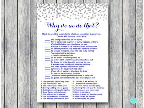 th63-why-do-we-do-that-navy-royal-blue-and-silver-bridal-shower-games
