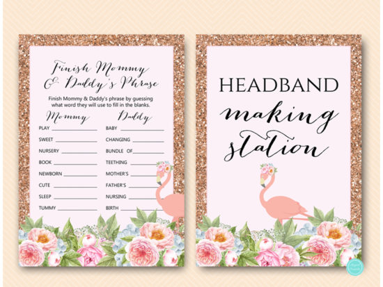 pink-rose-gold-flamingo-baby-shower-game-package-download-headband-finish-phrase