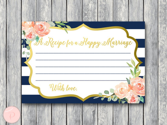 receipe-to-happy-marriage-navy-and-gold