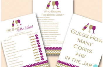 gold-burgundy-wine-themed-bridal-shower-games