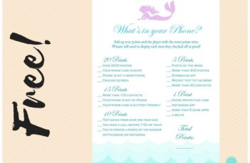 free-mermaid-bridal-shower-cellphone-game