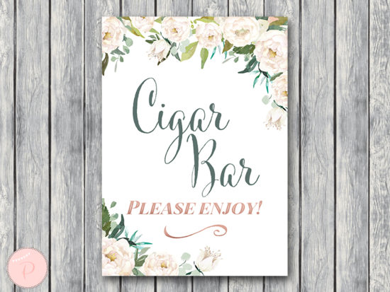 ivory-and-white-cigar-bar-sign