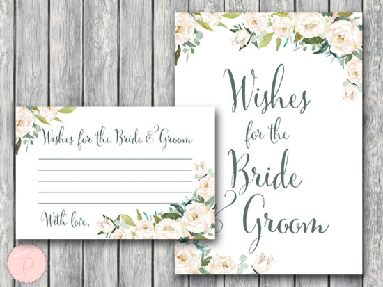 ivory-bridal-shower-th61-wishes-bride-groom-sign-5x7