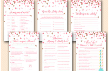 rose-gold-pink-geometric-baby-shower-game-triangles-2
