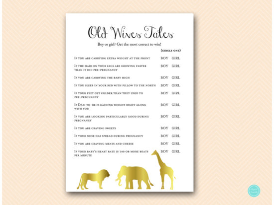 tlc452-old-wives-tales-qa-gold-jungle-baby-shower-games