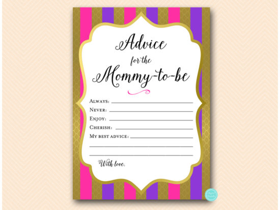 tlc562-advice-for-mommy-card-moroccan-baby-shower-game