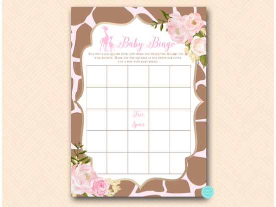 tlc563-bingo-baby-gifts-blank-pink-giraffe-baby-shower-games