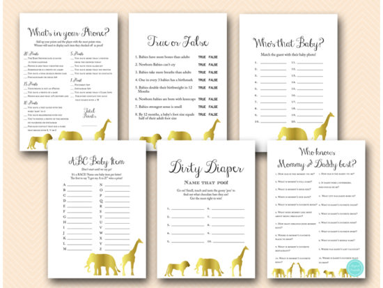 gold-safari-animals-baby-shower-games-download-package-2