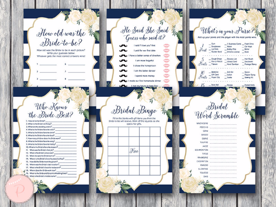 navy-ivory-gold-floral-bridal-shower-games-package