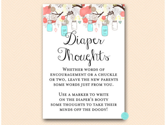 tlc146c-diaper-thoughts-aqua-coral-mason-jars-baby-shower