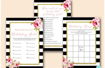 floral-gold-kate-spade-birthday-game
