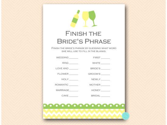 bs102yg-finish-brides-phrase-green-yellow-wine-bridal-shower-game