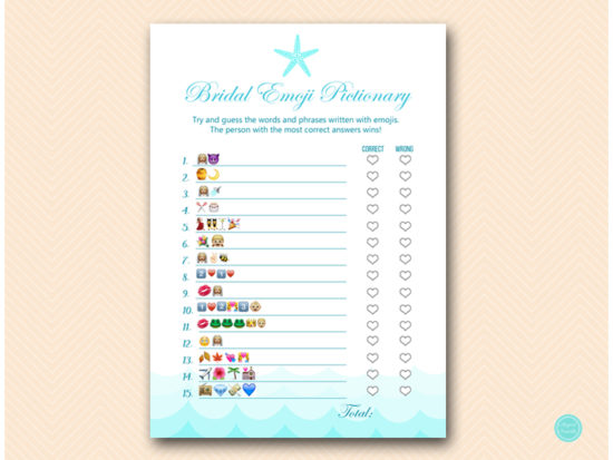 bs28-emoji-bridal-starfish-beach-bridal-shower-game