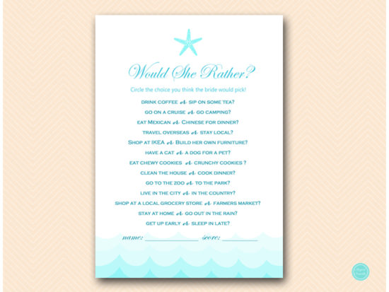 bs28-would-she-rather-starfish-beach-bridal-shower-game
